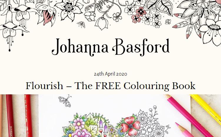 - Johanna Basford Creates New Mini Coloring Book – Download For Free! -  Penguin Random House Retail